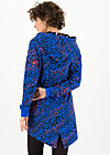Zipperjacke her casual highness, wild thing, Zipperjacken, Blau