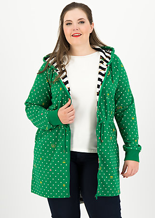 her casual highness swearka, queenly souvenirs, Jumpers & lightweight Jackets, Green