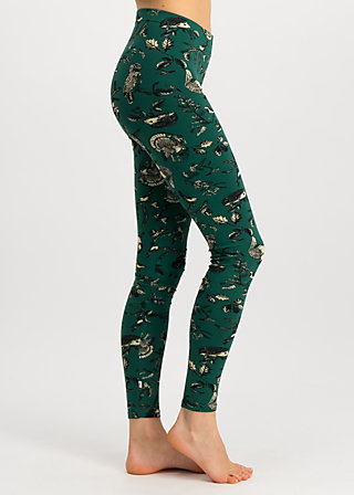 kesse grenardesse legs, hunting trophy, Leggings, Green