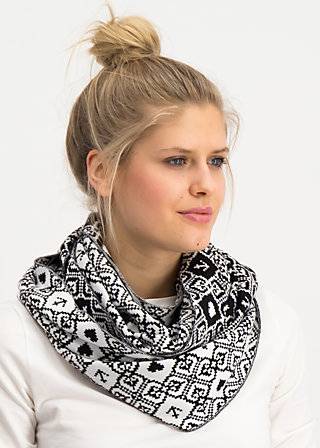 love is all around me loop, norwegian stellar, Accessoires, Schwarz