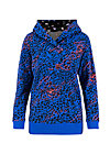 Hoodie okinawa residence, wild thing, Jumpers & Sweaters, Blue
