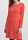 saints go marching dress, norwegian polar lights, Pullover & leichte Jacken, Orange
