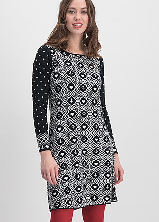 saints go marching dress, norwegian stellar, Pullover & leichte Jacken, Schwarz