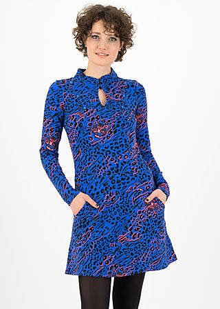 tiny march dress, wild thing, Kleider, Blau