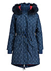 winter wonder woods parka, ahoi anchor, Jackets & Coats, Blue