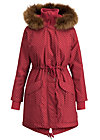winter wonder woods parka, little pointy, Jackets & Coats, Red