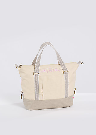 polarlight handbag, biscotti, Handbags, Beige