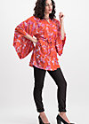 cio cio san kimono, tangerine tropical, Blouses & Tunics, Orange