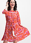 get the flow hängerchen, tangerine tropical, Dresses, Orange