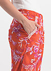going easy pants, tangerine tropical, Hosen, Orange