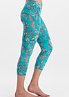 happy capri legs, under the sea, Leggings, Blau