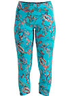 happy capri legs, under the sea, Leggings, Blue