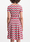 hot knot summer robe, hippie zig zag, Dresses, Pink