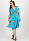 hot knot summer robe, under the sea, Dresses, Blue