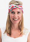 i feel pretty hairband , hippie zig zag, Accessoires, Pink
