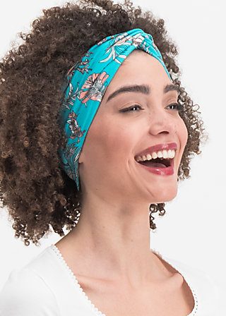 i feel pretty hairband , under the sea, Accessoires, Blue