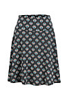 luma ahoi skirt, picking the pineapple, Skirts, Black