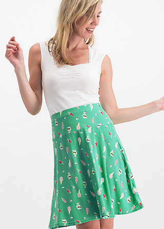 luma ahoi skirt, ice ice baby, Skirts, Turquoise