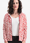 sandy beach, twister stripe, Jumpers & lightweight Jackets, Red
