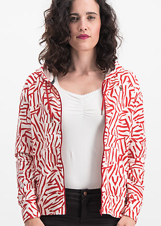 sandy beach, twister stripe, Pullover & leichte Jacken, Rot