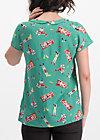 slip sloup blouse, bathing beauty, Blouses & Tunics, Turquoise