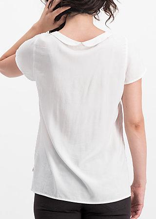 slip sloup blouse, white chalk, Blusen & Tuniken, Weiß