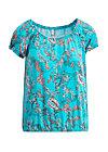 sommerhaus veranda shirt, under the sea, Shirts, Blue