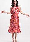 summer goddess robe, tangerine tropical, Dresses, Orange