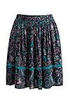 summerbreeze daydream skirt, underwater love, Skirts, Black