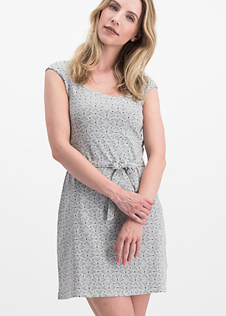 swimmingpool rendezvouz dress, sea shells, Dresses, Grey