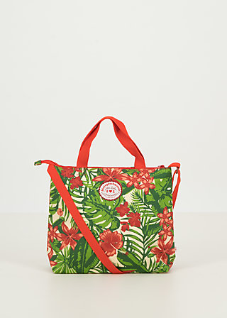eternal love shopper, jungle sister, Accessoires, Green