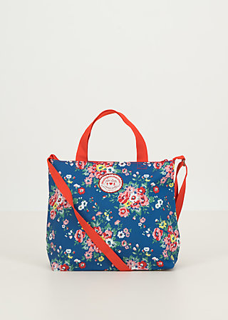 eternal love shopper, miss primrose, Accessoires, Blau