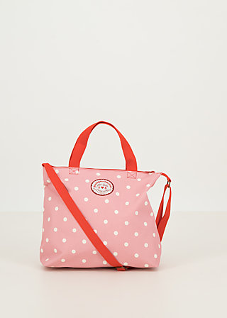 eternal love shopper, rose dot, Accessoires, Rosa