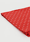 single jersey fabric, wanderlust, Accessoires, Red