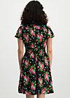 marchesa del sol dress, garden of joy, Dresses, Black