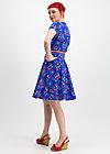 mze kze dress, ocean desire, Dresses, Blue