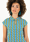 Shirt blusover, tendril tarzan, Shirts, Blau