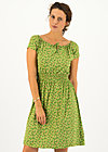 botanical attraction robe, borlando berry, Dresses, Green
