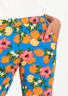 Sommerhose careless lightweight, florida lady, Hosen, Blau