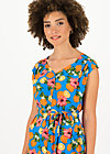 Summer Dress dancing with flipper, florida lady, Dresses, Blue