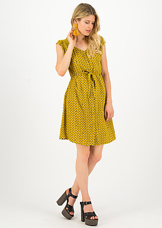 dancing with flipper dress, palm springs, Dresses, Yellow