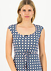 Summer Dress flamingo bingo, fresh breeze, Dresses, Blue