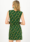 flamingo bingo dress, parrot parody, Dresses, Green