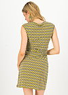 Summer Dress flamingo bingo, tiki gold, Dresses, Yellow