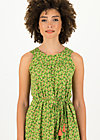 Maxi Dress florida flora, borlando berry, Dresses, Green