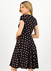 Summer Dress heart on fire, flowmingo, Dresses, Black