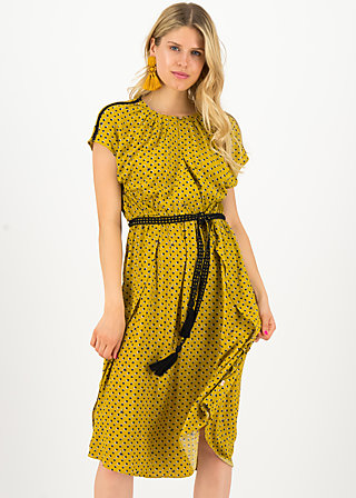 papilotta in love robe, palm springs, Dresses, Yellow
