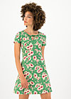 sunshine boulevard dress, floral florida, Kleider, Grün