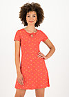 sunshine boulevard dress, orange dot com, Kleider, Rot