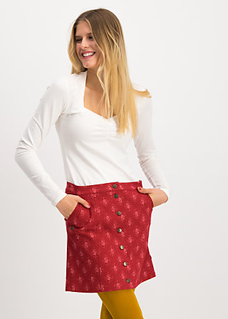 dream a little skirt with me, super romantic, Skirts, Red